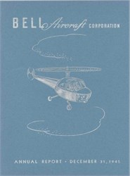Bell Aircraft Corporation Annual Report 1945