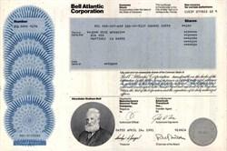 Bell Atlantic Corporation (AT&T Break Up Company) - Now Verizon