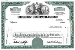 Belden Corporation