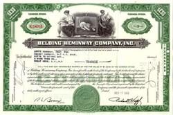 Belding Heminway Company, Inc. - Cat Vignette - (Carlyle Industries)