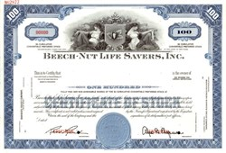 Beech-Nut Life Savers, Inc.