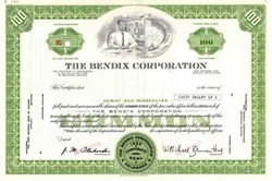 Bendix Corporation (Now Honeywell)