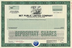 BET Public Limited Company Depository Shares - United Kingdom