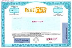 Blue Fish Clothing, Inc. - Pennsylvania