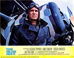 The Blue Max Lobby Card Starring George Peppard, James Mason, and Ursula Andress - 1966