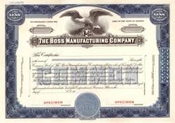 Boss Manufacturing Company - Illinois