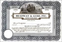 Bradway & Guise, Inc. - Old Radio Station Vignette
