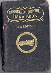 Brookes Automobile Handbook -1911