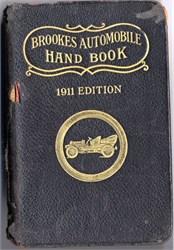 Brookes Automobile Handbook -1911