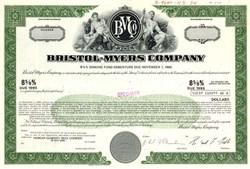 Bristol-Myers Corporation - Delaware