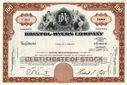 Bristol-Myers Company - Delaware 1971