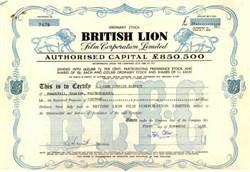 British Lion Film Corporation 1946