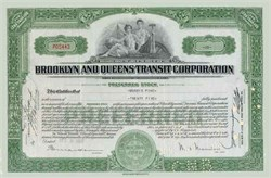 Brooklyn and Queens Transit Corporation