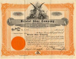 Bristol Shoe Company ( Became The United States Shoe Corporation ) - Rolla, Missouri 1930