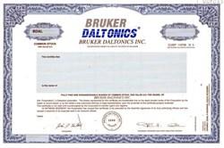 Bruker Daltonics Inc.