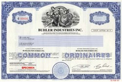 Buhler Industries Inc. ( Farm equipment maker ) - Canada