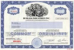 Buhler Industries Inc. ( Farm equipment maker ) - Canada