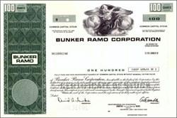 Bunker Ramo Corporation