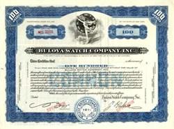Bulova Watch Company, Inc. - New York