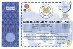 Build-A-Bear Workshop, Inc. - Delaware