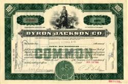 Byron Jackson Company - Berkeley, California 1936