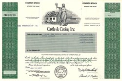 Castle & Cooke, Inc. - Hawaii 1997