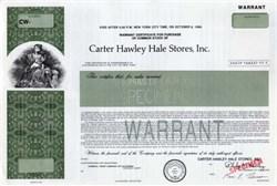 Carter Hawley Hale Stores, Inc.