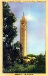 The Campanile - University of California, Berkeley