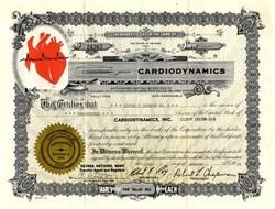 Cardiodynamics (Vignette of a Heart)  - Nevada 1973