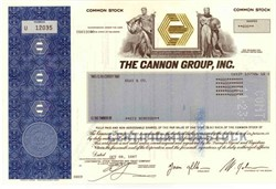 Cannon Group Incorporated / Pathe Communications Group ( Major fraud) - 1987