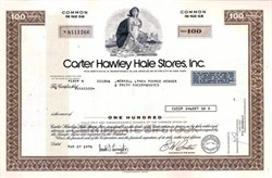Carter Hawley Hale Stores Incorporated - Famous Bankuptcy