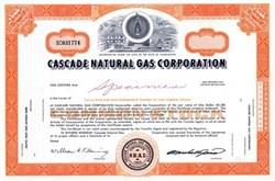 Cascade Natural Gas Corporation - Washington