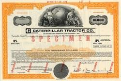Caterpillar Tractor Co. - California 1978