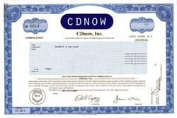 CDnow, Inc.