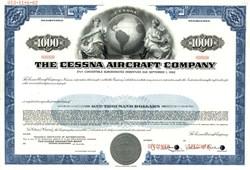Cessna Aircraft Company - 1967