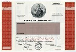 CEC Entertainment, Inc.  -  Chuck E. Cheese -  Kansas, 1998