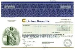 Centura Banks, Inc.