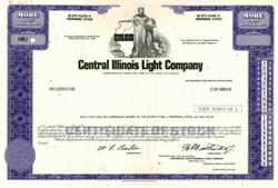 Central Illinois Light Company