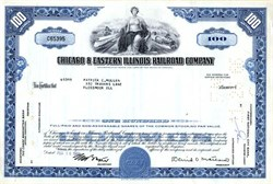 Chicago and Eastern Illinois Railroad Company - Indiana