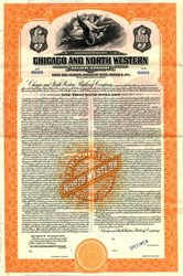 Chicago and North Western Railway Company - Illinois 1939