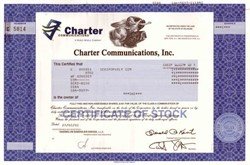 Charter Communications, Inc. - Paul Allen Company