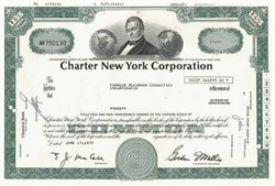 Charter New York Corporation (Bank of New York)