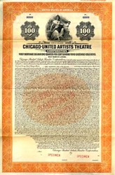 Chicago-United Artists Theatre Corporation - Delaware 1928