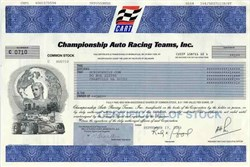 Championship Auto Racing Teams, Inc