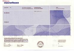 ChevronTexaco Corporation