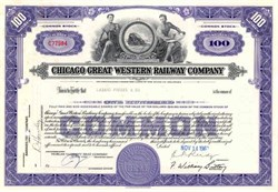 Chicago Great Western Railway Company
