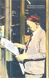 A Chinatown Gentleman, San Francisco Bay, California