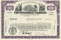 City Investing Company