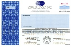 Cirrus Logic, Inc. - California 1989