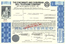 Cincinnati and Suburban Bell Telephone Company (Cincinnati Bell - Broadwing Inc)